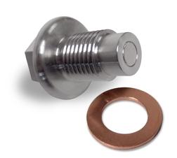 Ppe Stainless Steel 6 6l Duramax Diesel Oil Drain Plug 2001